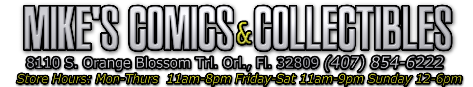 Mikes Comics and Collectibles